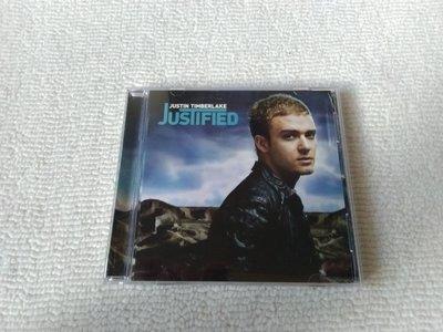 西洋:Justin Timberlake超級男孩賈斯汀[Justified愛你無罪]2002魔岩