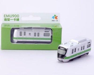 現貨 限量版 絕版 台鐵 EMU900型立體造型一卡通