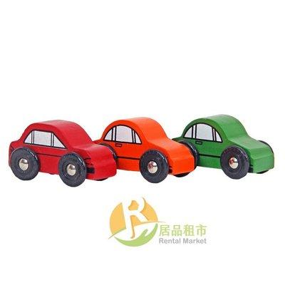 【居品租市】 專業出租平台 【出租】  mentari 木頭玩具 城市小車車
