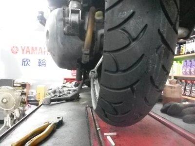 欣輪車業 象牌輪胎 Metzeler Z6 140/70-12 安裝2800元 頂客  BWSR G-DINK