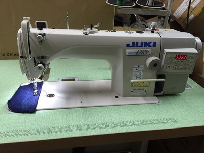 JUKI DDL-900A 全新 工業用 自動切線 平車 縫紉機 附贈LED燈 新輝針車有限公司