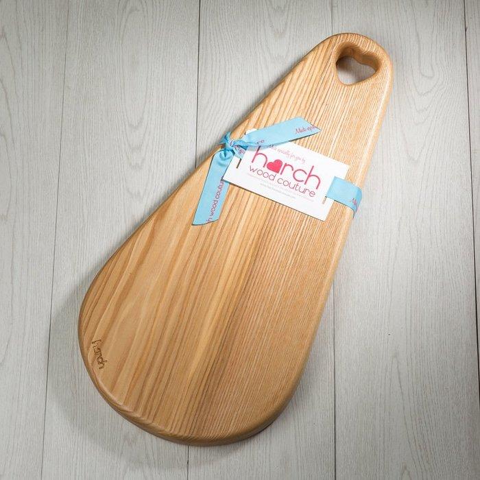 〖洋碼頭〗harch英國原產進口手工榆木木制實木菜板砧板案板雨滴形禮品 L3112