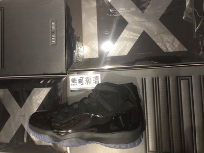 11全新 AIr Jordan 11 Retro High Cap and Gown 378037 005