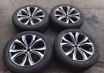 Lexus RX原廠20吋 含胎  細節如圖,鋁圈新,胎皮也新  售:60000  高雄市