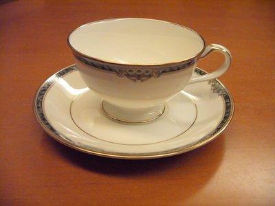 日本製 NORITAKE STREAM SIDE系列骨瓷杯組  1客/2pcs(絕版品)