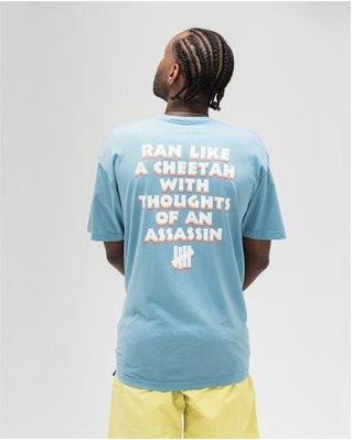 UNDEFEATED CHEETAH S/S TEE - 80177 金錢豹短袖上衣。太陽選物社