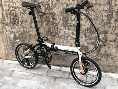 摺疊車原裝正品全國聯保 大行DAHON KAA433  高端改裝K3 16寸折疊自行車