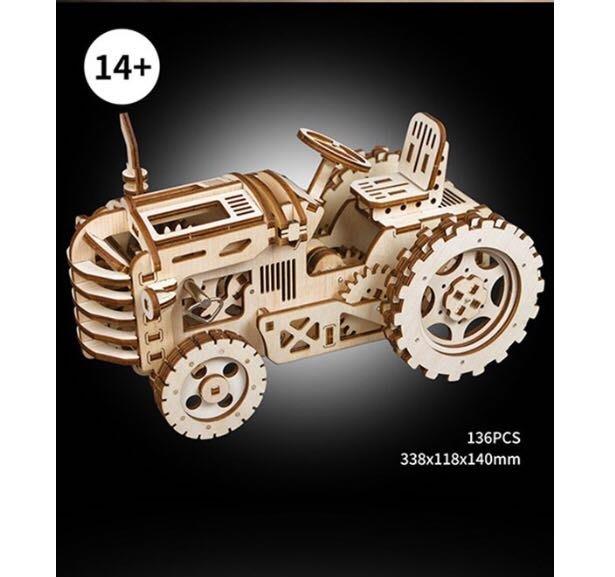 LK401  牽引機 (ROKR)