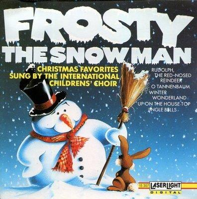 《絕版專賣》Frosty The Snowman 雪人 / 國際兒童合唱團 (美版)