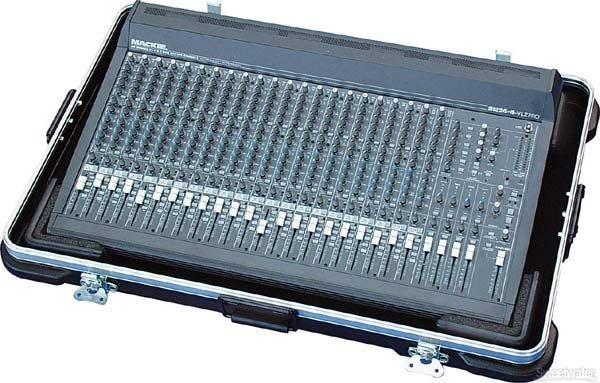 《民風樂府》美國 SKB 4031 40吋 x 31吋 Mixer 防水纖維混音機箱 器材箱