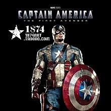 復仇者聯盟奧創紀元 美國隊長 1:1盾牌立體壁飾~loft 民宿 餐飲 居家 攝影(兩款可選)