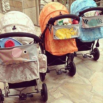 ☆ 恩祐小舖-加拿大 3 Sprouts 推車置物袋 玩具收納箱 IKEA方型櫃【保證公司貨】【嬰兒系列 】