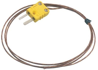 TECPEL 泰菱 》TPK-01G K 型熱電偶 溫度測線 K-TYPE 溫度線 -50℃ ~ 450℃ 玻璃纖維