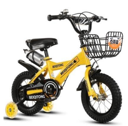 兒童自行車18寸小孩童車寶寶2-3-6歲男-18寸單車
