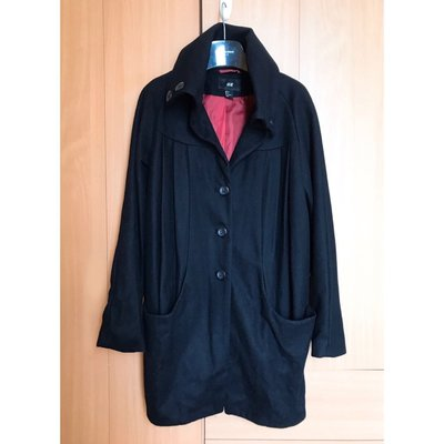 H M coat biker jacket cardigan blouse top shop 外國超靚空姐褸款薄身絨褸 中長褸 外套 襯裙 襯衫 zara