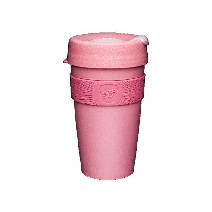☘小宅私物 ☘ 澳洲 KeepCup 隨身咖啡杯 L (甜心粉) 環保杯 隨行杯 現貨 附發票