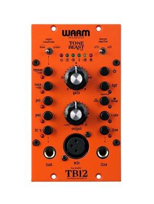 【幫你買】Warm Audio TB12500 500系列TB12 Tonebeast Discreet麥克風前置放大器 全新