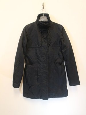【G.Vintage】LEVI'S POSITIVELY SUPERIOR 黑色短版騎士風衣外套 S號