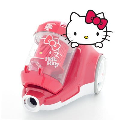Dirt Devil 吸塵器 ZH-02 (Hello Kitty紀念款)