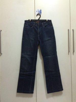❤夏莎shasa❤近全新美國品牌Banana Republic 香蕉共和國流行個性牛仔褲/1元起標