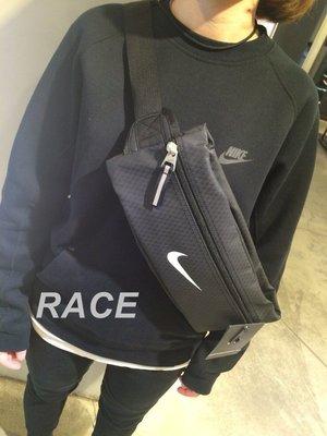 【RACE】NIKE TEAM TRAINING BUMBAG側背包 腰包 斜背 基本款 經典 BA4925-001 黑 台中市