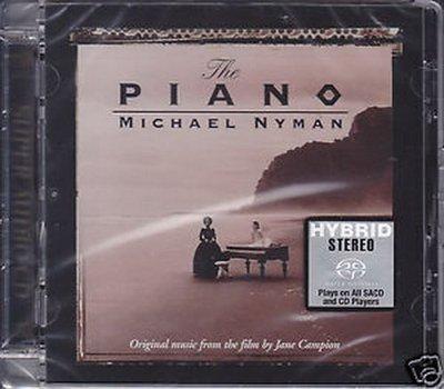 【SACD】鋼琴師和她的情人電影原聲帶 The Piano/麥可尼曼 Michael Nyman---8112662