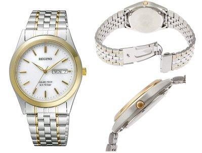 日本正版 CITIZEN 星辰 REGUNO RS25-0053B 男錶 男用 手錶 太陽能充電 日本代購