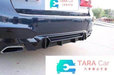 『塔菈』17 18年 BMW 寶馬 G30 改F90 M5 後飾板 後下巴 直上 亮黑 現貨供應 空力套件
