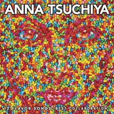 土屋安娜 - 12 FLAVOR SONGS~BEST COLLABORATION~ (日版通常盤CD) 全新未拆