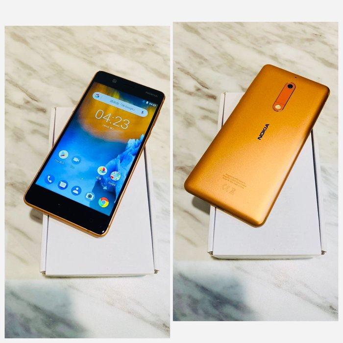 🌼二手機 Nokia5 (5.2吋 16GB 雙卡雙待 備用機)