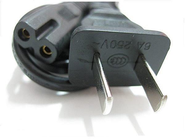 【3C小苑】SH0128 變壓器 電源線 8字 AC線 1.2M 安規 WLT603+503