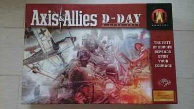 Axis & Allies : D-Day