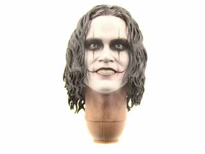 Hottoys Hot Toys The Crow ERIC DRAVEN 散件 - 頭