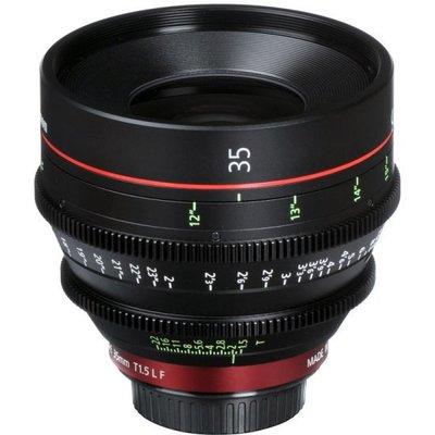 九晴天(租電影鏡頭,租鏡頭) Canon CN-E 35mm T1.5 (EF)