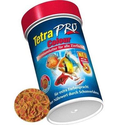魚樂世界水族專賣店# 型號:T578 德國 Tetra ProColour 白金增艷飼料(脆片) 250ml