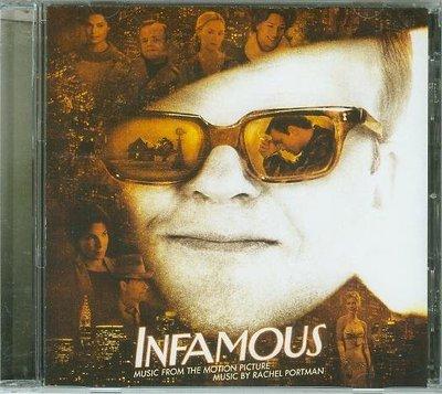 """""""聲名狼籍(Infamous)""""- Rachel Portman(04-1),美版"""