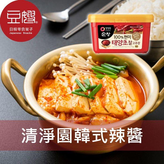 【豆嫂】韓國廚房 清淨園 韓式辣椒醬(500g)