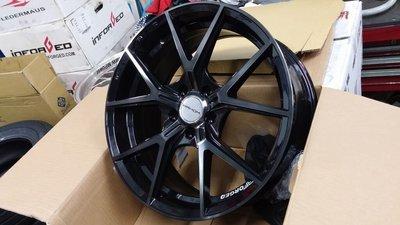 ╭☆輪鋪☆╯全新 MF01 18吋5孔120 BMW/F20/MINI Countryman旋壓鑄造鋁圈-8.8KG