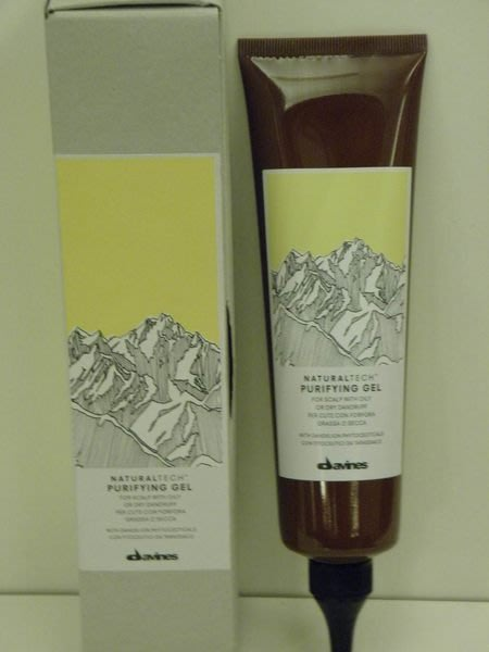 香水倉庫~ davines 特芬莉(達芬尼斯) 純淨抗屑凝膠 150ml (單瓶特價480元~2瓶免運) 高雄可自取