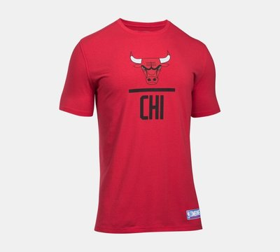 UNDER ARMOUR NBA Combine T恤 短袖T恤 全新正品公司貨含運 UA 1301511-601 現貨 可刷卡分期