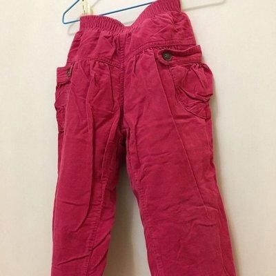 法國童裝 Jean Bourget 女童長褲 3A 極新$690免運 原價三千多 時尚有型 純棉保暖