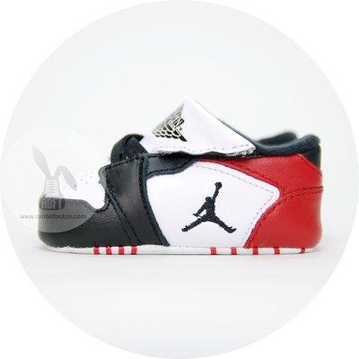 [RabbitFoot] Jordan 1st Crib (CB) 370305-102 黑頭