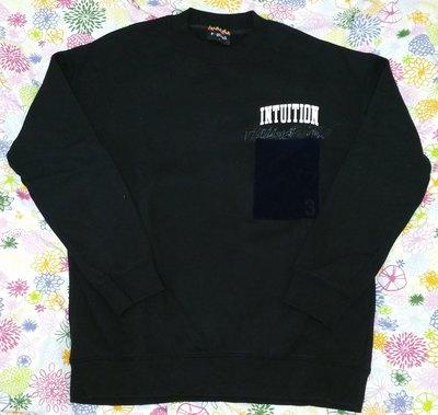 🈹 G DRAGON GD X 8 SECONDS Black Sweatshirt