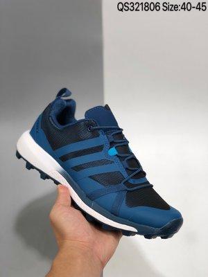 愛迪達 Adidas Terrex Agravic GTX boost 355戶外登山越野鞋 QS321806