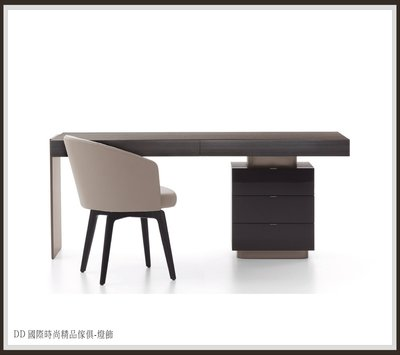 DD 國際時尚精品傢俱-燈飾MINOTTI Carson Writing desk (復刻版)現品特價$30000