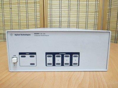 康榮科技二手儀器領導廠商Agilent N3280A Component Test DC Source, 5 W