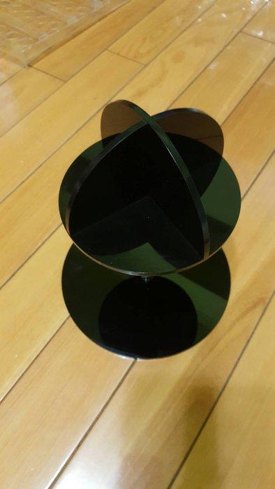 壓克力黑色帽架