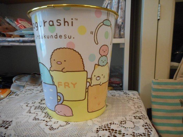 ~~凡爾賽生活精品~~全新日本進口角落生物造型垃圾桶.置物收納筒