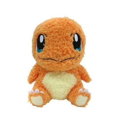 尼德斯Nydus~* 日本正版 寶可夢 神奇寶貝Pokemon 絨毛玩偶 娃娃 小火龍 約19cm