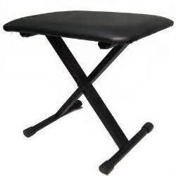 【六絃樂器】全新台灣製 YHY KB-215 交叉型可摺疊 電子琴椅 / 現貨特價